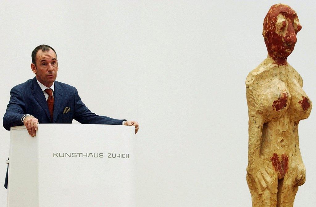 SCHWEIZ KUNSTHAUS ZUERICH